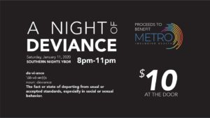 A Night of Deviance @ Southern Nights Tampa
